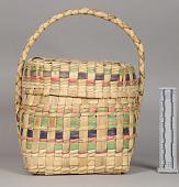 view Handled Basket & Cover digital asset number 1