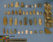 view projectile points and fragments digital asset number 1