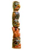 view Carved Totemic-Column digital asset number 1
