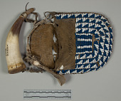 view Powder Horn And Pouch digital asset number 1