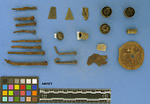 view Assorted Post-Aboriginal Occupation Artifacts digital asset number 1