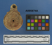 view Terracotta Lamp digital asset number 1
