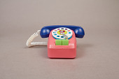 view Toy Telephone digital asset number 1