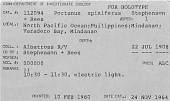 view Portunus spiniferus Stephenson & Rees, 1967 digital asset number 1