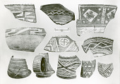 view Potsherds digital asset number 1