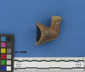 view Clay Pipe. digital asset number 1