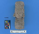 view Earthen Vessel (Ornamented) digital asset number 1