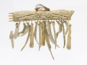 view Set Of Shaman's Necklace And Amulets digital asset number 1