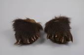 view Bears Feet Moccasins 1 Pr. digital asset number 1
