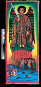 view Painting on Canvas: St. Michael digital asset number 1