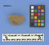 view Sherd, rim, bowl digital asset number 1