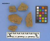view Sherds, rim, polished digital asset number 1