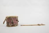 view Musical Instrument: Drum and Drumstick digital asset number 1