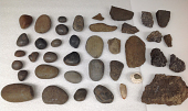 view Stones From Dwellings (Atua Mangaro) 37 digital asset number 1