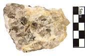 view Nesosilicate Minerals Spessartine with Zircon digital asset number 1