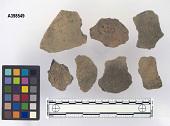 view Potsherd, Fort Ancient Type digital asset number 1