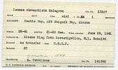 view Leaena abranchiata Malmgren, 1866 digital asset number 1