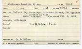 view Labidocera insolita Wilson, 1950 digital asset number 1