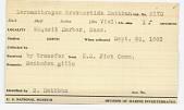 view Lernanthropus brevoortiae Rathbun, 1887 digital asset number 1