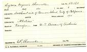 view Lycaea bajensis Shoemaker, 1925 digital asset number 1