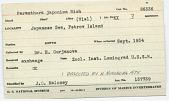 view Paranthura japonica Richardson, 1909 digital asset number 1
