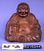 """view """"Hote"""" Statuette Of Bronze digital asset number 1"""