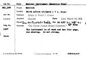 view Musical Instrument (Mandolin Type) digital asset number 1