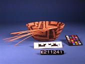 view Coiled Basket Unfinished digital asset number 1