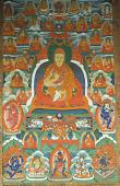 view Tibetan Thanka digital asset number 1