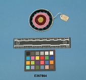 view Beaded Cloth Disk digital asset number 1