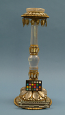 view Pedestal Lamp Of Rock Crystal digital asset number 1