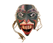 view Mask, Mythical Human digital asset number 1