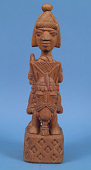 view Figurative Sculpture: Man on Horseback digital asset number 1