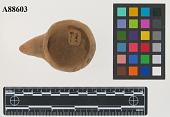 view Small ceramic dipper. digital asset number 1