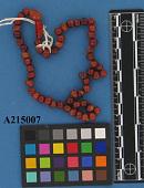 view String Of Beads. Oarneliau. digital asset number 1