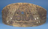 view Wooden Visor, Carved digital asset number 1