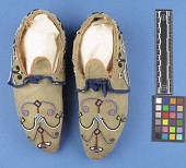 view Indian Woman's Moccasins 2 digital asset number 1