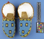 view Moccasins, (1 Pair) digital asset number 1