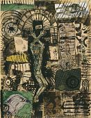 view Untitled (Crucifixion) digital asset number 1