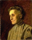 view Portrait of Mrs. Helen Mac Knight (Portrait of a Mother) digital asset number 1