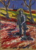 "view Study for ""Portrait of Van Gogh"" III digital asset number 1"