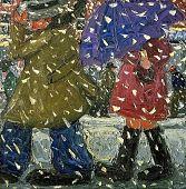 view Purple Umbrella digital asset number 1