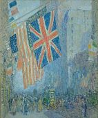 view The Union Jack, New York, April Morning digital asset number 1