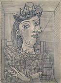 view Portrait of Dora Maar digital asset number 1