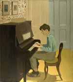 view Jerry At The Piano digital asset number 1