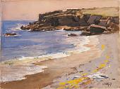 view Coastal Scene digital asset number 1