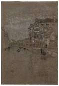 view Canal in Venice (Tobacco Warehouse) digital asset number 1