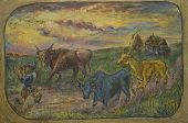view Song of the Steppes digital asset number 1