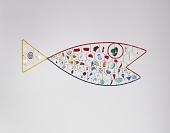 view Fish digital asset number 1