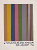 view Smithsonian Resident Associate Program Tenth Anniversary 1975 digital asset number 1